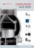 Nouveau Catalogue 2019