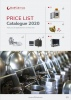 New 2020 Price List Catalogue