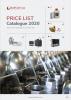 New 2020 Price List Catalogue